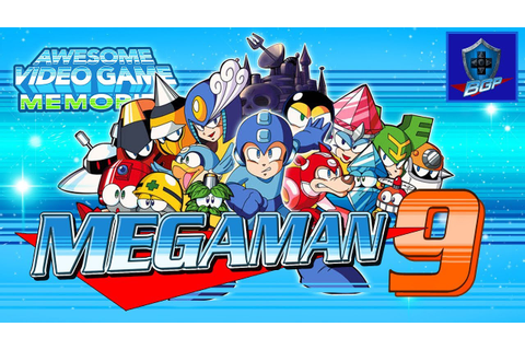 Mega Man 9 Review (Wii, PS3, Xbox 360) - Awesome Video ...