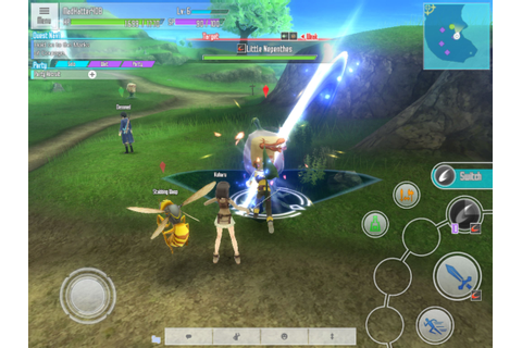 'Sword Art Online: Integral Factor' Tips, Cheats and Hacks ...