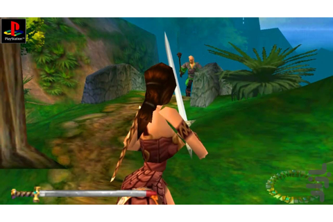 Xena Warrior Princess play station - Download | Install ...