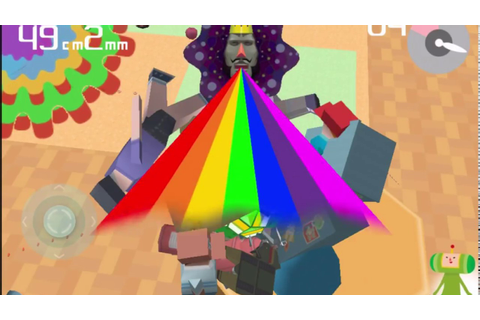 Katamari Amore - Kids' Room story mode - 1:22 - YouTube