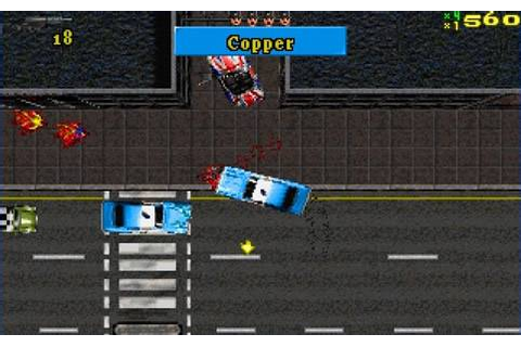 Grand Theft Auto London 1969 Download (1999 Arcade action ...