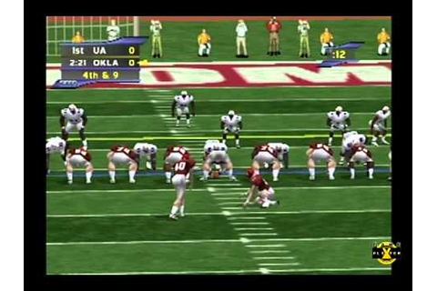 Retro Gaming (Dreamcast): NCAA College Football 2K2 ...
