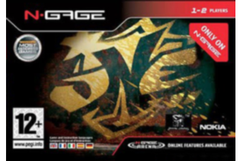 Berbagi Game: Kumpulan Game N-Gage 1.0 S60v2 Part 2