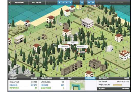 Stop Disasters Game Earthquake - YouTube