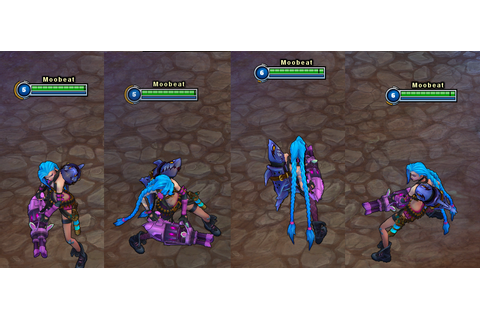 Surrender at 20: [ Updated ] 9/26 PBE Update: HERE COMES JINX!
