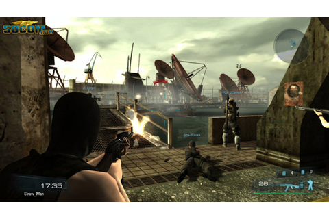 SOCOM: U.S. Navy SEALs Confrontation (Game Only) Game | PS3 ...