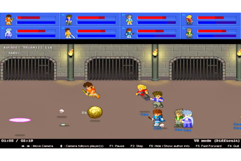 Little Fighter 2 2.0a Free Download - Exciting Games ...
