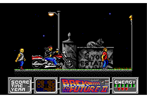 Download Back to the Future Part II | Abandonia