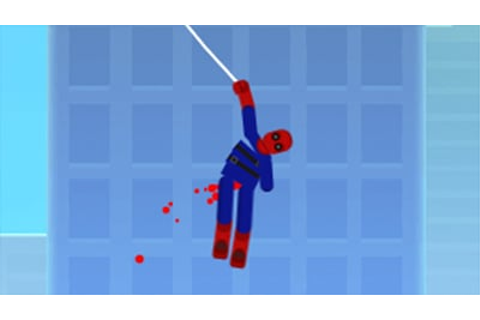 Spiderman Swing - Play Spiderman Swing Game Online