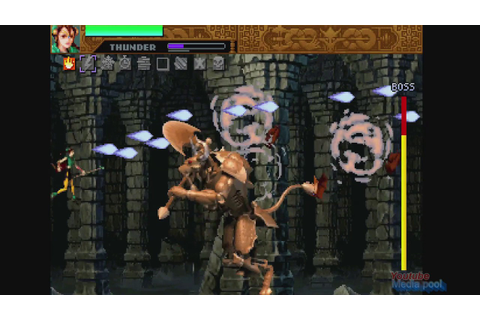 1997 Sol Divide - Sword of Darkness (Arcade) Game ...