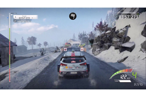 WRC 7 FIA World Rally Championship - Multiplayer Gameplay ...