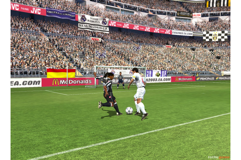 FIFA Football 2003 PC Game Full Download Download Free PC Game