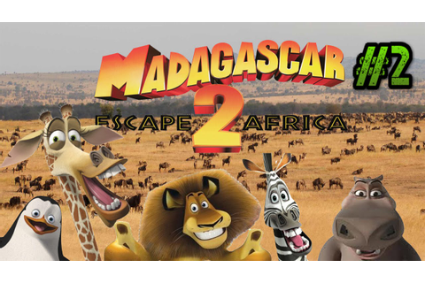 Let's Play: Madagascar Escape 2 Africa for the PS2: Part 2 ...