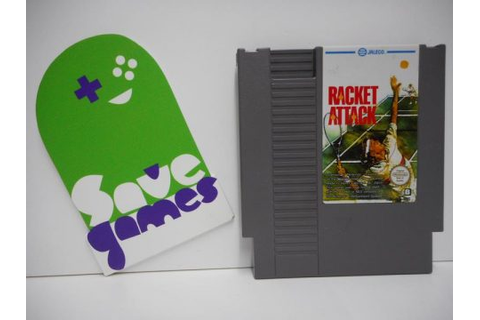 Racket Attack - Save Games