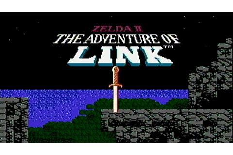Zelda II: The Adventure of Link - NES Gameplay - YouTube