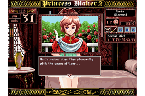 Download Princess Maker 2 | Abandonia