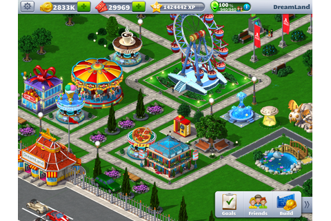 Review: RollerCoaster Tycoon 4 Mobile | Nerdy But Flirty
