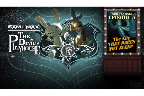 Sam & Max: The Devil's Playhouse Free Download « IGGGAMES