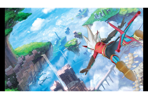 Rodea the Sky Soldier Off-Screen 3DS Gameplay - YouTube