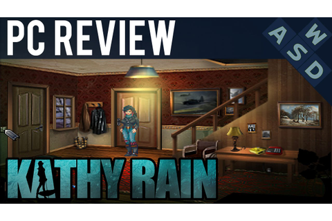 Kathy Rain Review | PC Gameplay and Performance - YouTube