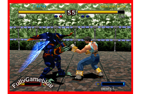 Bloody Roar 2 Game PC Fully Version | Free PC Games