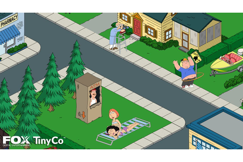 Shut Up, Meg! Screenshots Tease New Family Guy Game For ...