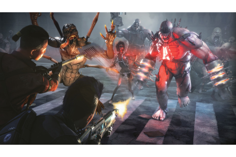 Killing Floor 2 - Gameinfos | pressakey.com