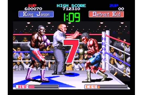 Final Blow: Best Fights Retro Boxing Arcade Game Plus ...