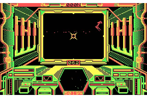 Download Starglider vehicle simulation for DOS (1986 ...