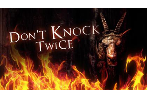 Don't Knock Twice (video game) - Wikipedia