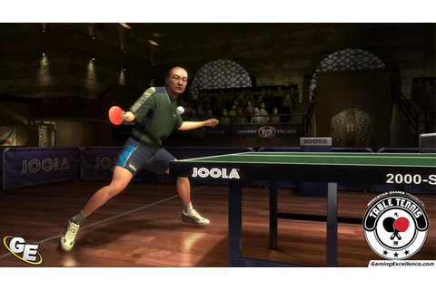 Rockstar Games presents Table Tennis Review - GamingExcellence