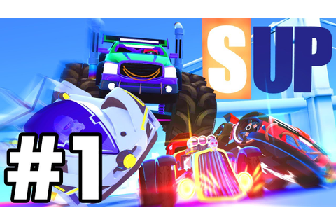 I LOVE THIS GAME..!! | *NEW* SUP Multiplayer Racing Game ...