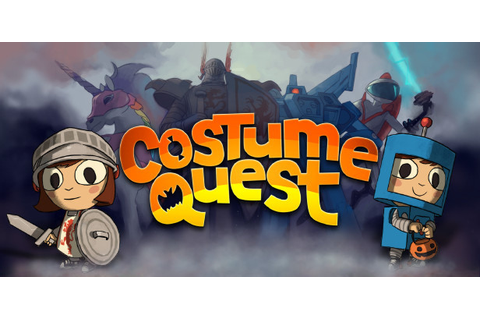 Celebrating All Things Spooky: Costume Quest - Samantha ...