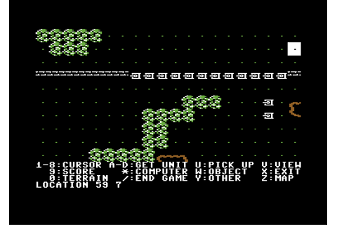 Download Panzer Strike! (Commodore 64) - My Abandonware
