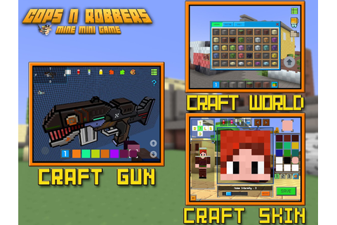 Cops N Robbers - FPS Mini Game - Android Apps on Google Play