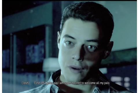 Until Dawn, A Survival Horror Game That Terrifies! – BUCK ...