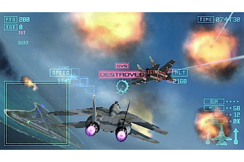 Ace Combat - Joint Assault (USA) ISO
