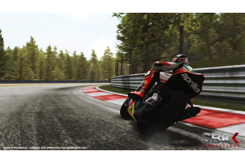 Free Games And Softwares : SBK Generations 2012 PC Game ...