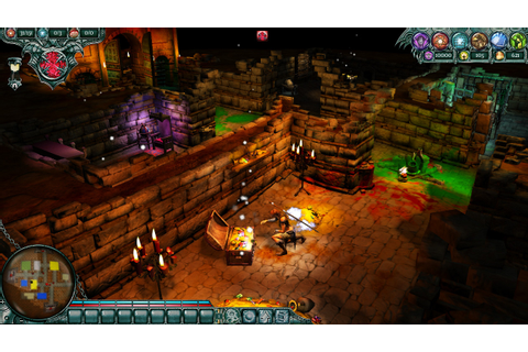 Dungeons – Dungeon Management Anyone? – The Average Gamer