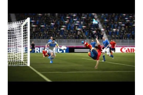 UEFA Euro 2012 Game Trailer - YouTube