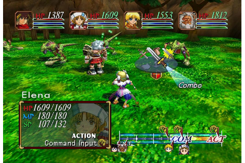 Grandia 2 coming to PC via Steam