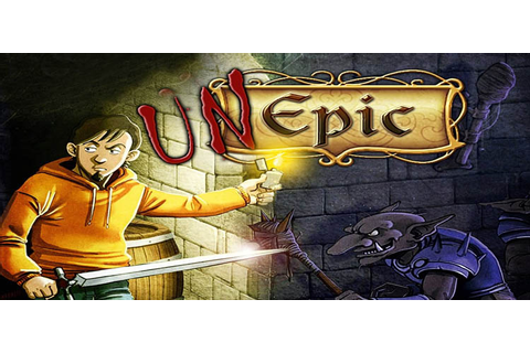 UnEpic Free Download Full PC Game FULL Version