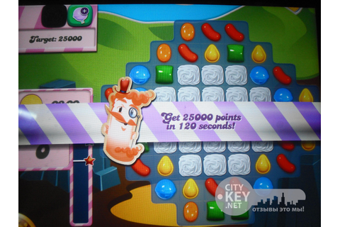 Игра для Android Candy Crush - отзывы CityKey.net