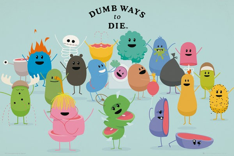 Dumb Ways to Die - Cool Math Games - Play Dumb Ways to Die ...