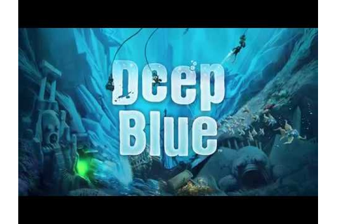 Deep Blue - Board Game Trailer - YouTube