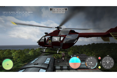 Helicopter: Natural Disasters - screenshots gallery ...