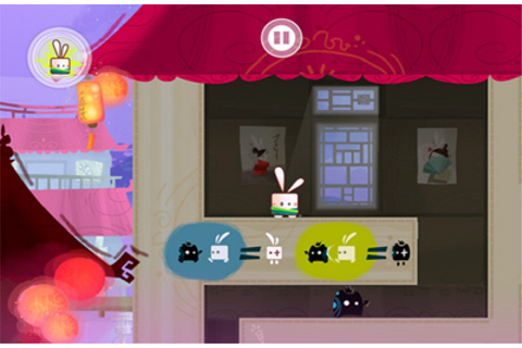 Kung Fu Rabbit iPhone game - free. Download ipa for iPad ...