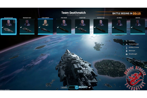 Streaming Dreadnought PC Game Play - YouTube