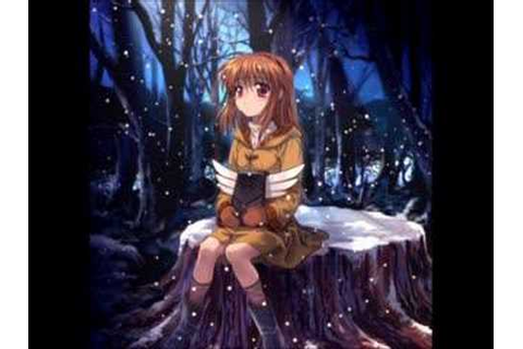 "Kanon game BGM 10 ""Pure Snows"" --Favorite - YouTube"