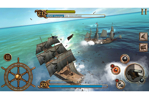 Ships of Battle Age of Pirates GamePlay NEW Best Free ...